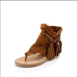Free People Marlo Fringe sandal, 8/38